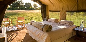 Savute Under Canvas - Robert Mark Safaris - Luxury African Safaris