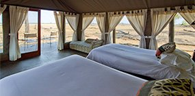 Davison's Camp - Robert Mark Safaris - Luxury African Safaris