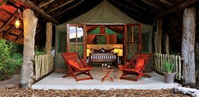 The Hide Safari Camp - Robert Mark Safaris - Luxury African Safaris