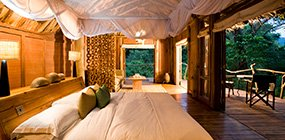 Lake Manyara Tree Lodge - Robert Mark Safaris - Luxury African Safaris