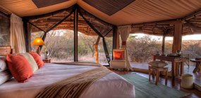 Lewa Safari Camp - Robert Mark Safaris - Luxury African Safaris