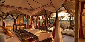 Joy's Camp - Robert Mark Safaris - Luxury African Safaris