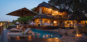 Jock Safari Lodge - Robert Mark Safaris - Luxury African Safaris