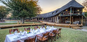Leroo La Tau - Robert Mark Safaris - Luxury African Safaris