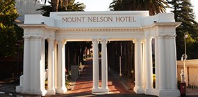 Mount Nelson Hotel - Robert Mark Safaris - Luxury African Safaris