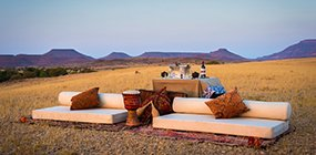 Desert Rhino Camp - Robert Mark Safaris - Luxury African Safaris