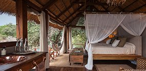 Sindabezi Island - Robert Mark Safaris - Luxury African Safaris