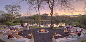 Finch Hattons - Robert Mark Safaris - Luxury African Safaris
