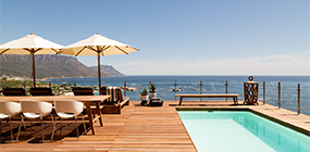 Cape View Clifton - Robert Mark Safaris - Luxury African Safaris
