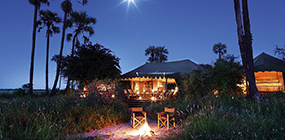 Jack's Camp - Robert Mark Safaris - Luxury African Safaris