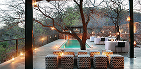 The Outpost  - Robert Mark Safaris - Luxury African Safaris