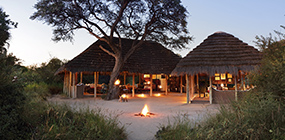 Camp Kalahari - Robert Mark Safaris - Luxury African Safaris