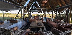 Selinda Camp - Robert Mark Safaris - Luxury African Safaris