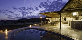 Damaraland Camp - Robert Mark Safaris - Luxury African Safaris