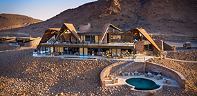 Sossusvlei Desert Lodge - Robert Mark Safaris - Luxury African Safaris