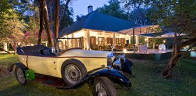 The River Club - Robert Mark Safaris - Luxury African Safaris